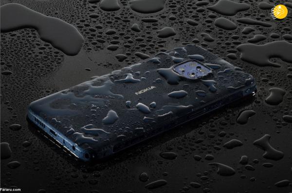 رونمایی نوکیا از گوشی XR20 سخت جان و مجذوب کننده