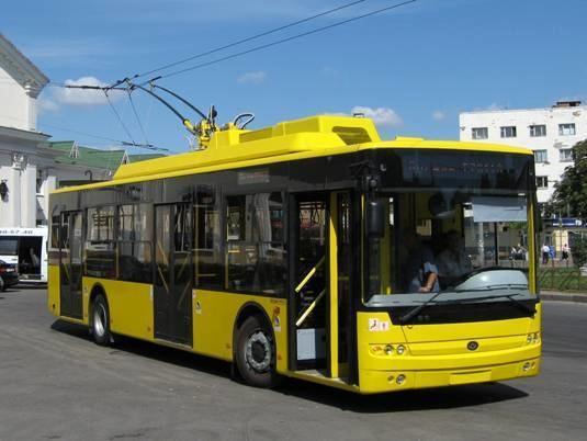 اتوبوس برقی شهری ایران ساخت رونمایی شد