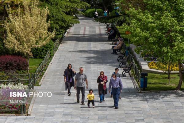 افتتاح پارک 5 هکتاری اردیبهشت در شهرک شهید رجایی مشهد