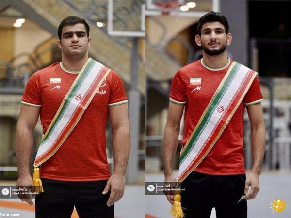 ساعت اولین بازی کشتی گیران ایران در المپیک معین شد