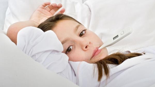 چگونه آنفولانزای بچه ها را در خانه درمان کنیم؟
