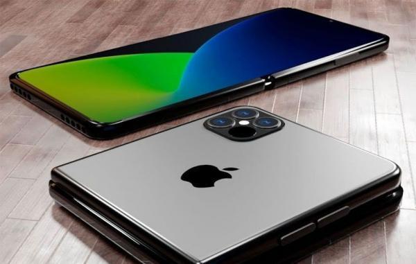 اپل با معرفی آیفون تاشو بازار گوشی های تاشو را متحول می نماید